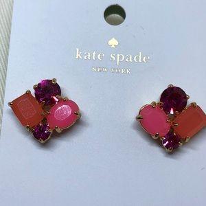 Kate SpadeCluster Earrings